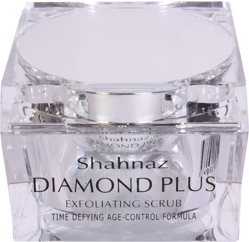 Shahnaz Husain Diamond Plus Exfoliating Scrub(40 g)