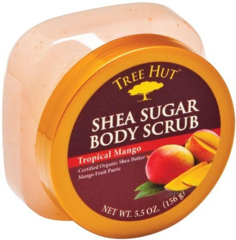 Tree Hut tropical mango shea sugar body scrub Scrub(156 g)