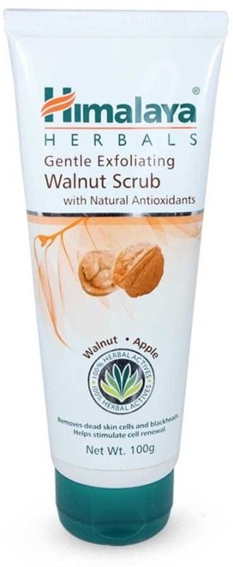 Himalaya Gentle Exfoliating Walnut Scrub(100 g)
