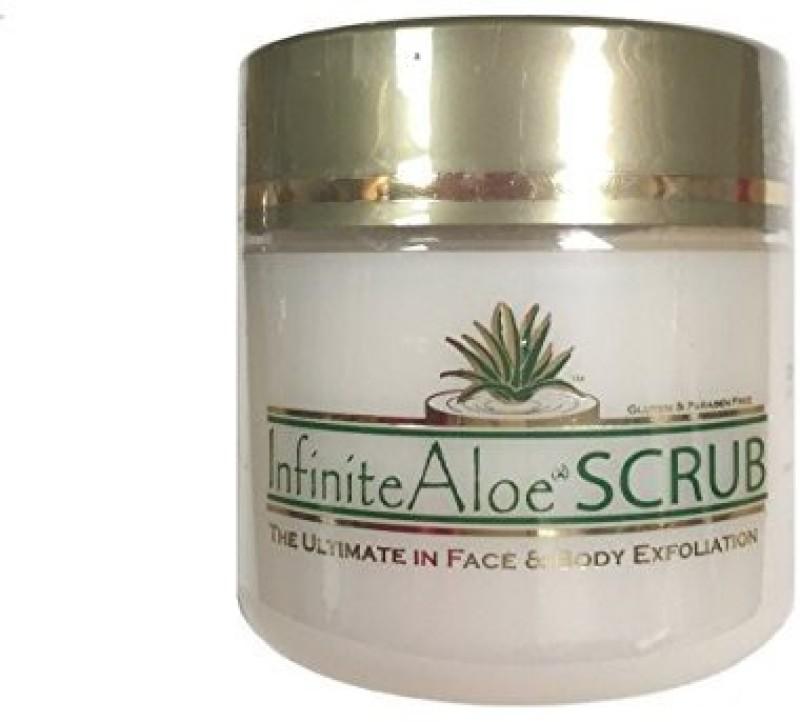 InfiniteAloe infinite aloe skin care scrub Scrub(120 ml)