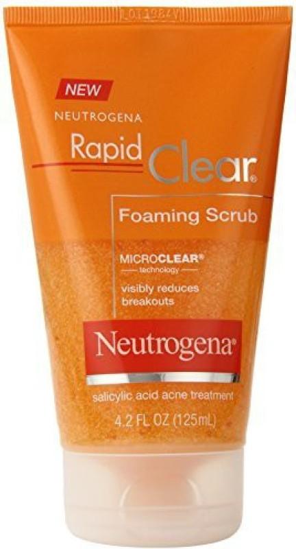 Neutrogena Rapid Clear Scrub(125 ml)