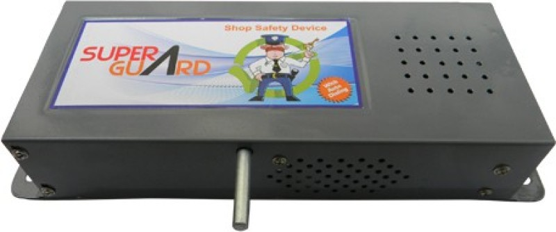 Super Guard GSM SHUTTER GUARD Wireless Sensor Security System