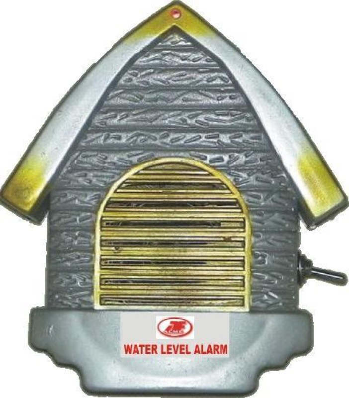 Acme Electronics Water Tank Overflow Alarm:Battery Operated Wired Sensor Security System