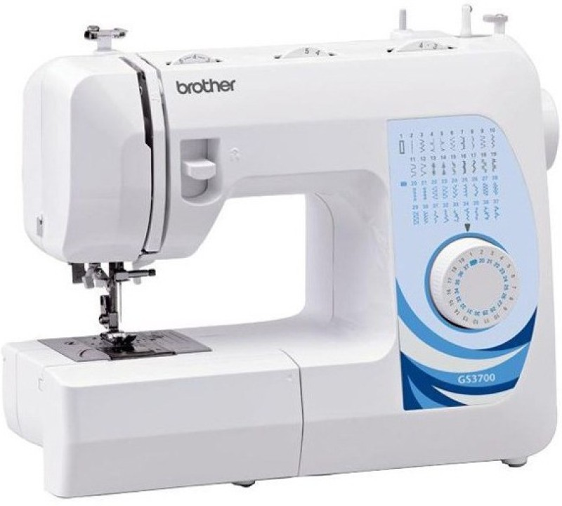 Brother GS 3700 with extension table Electric Sewing Machine( Built-in Stitches 37)