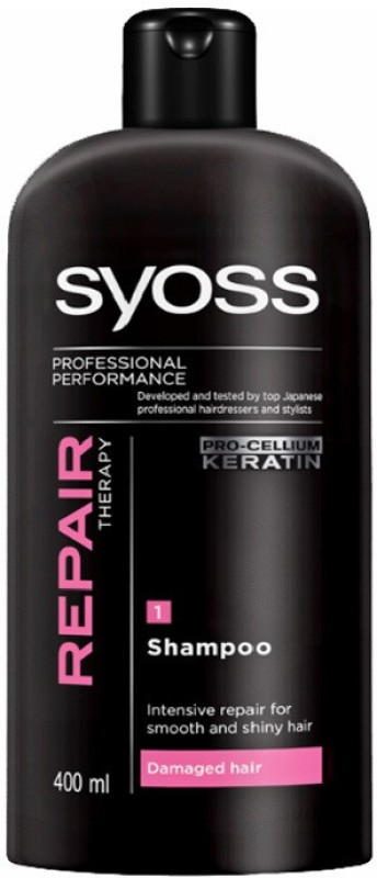 Syoss Repair Therapy with PRO CELLIUM Keratin(400 ml)