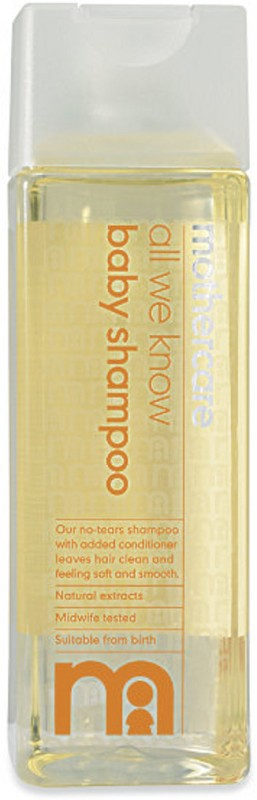 Mothercare All We Know Baby Shampoo(300 ml)