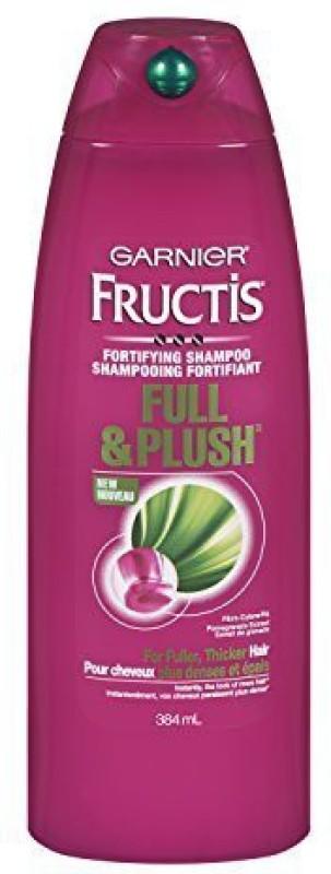 Garnier Haircare Fructis Full & Plush Shampoo, 13 Fluid Ounce(384 ml)