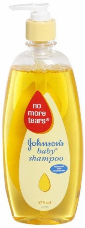 Johnson's No Tear Shampoo(475 ml)