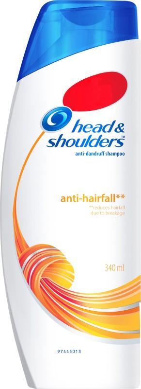 Head & Shoulders Anti-Hairfall Shampoo(360 ml)