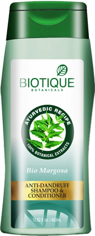 Biotique Bio Margosa Anti Dandruff Shampoo & Conditioner(400 ml)