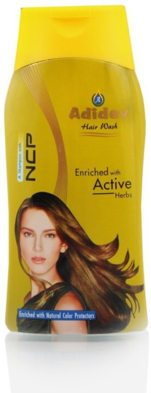 Adidev Herbals Ncp Hair Wash Color Protector(200 ml)
