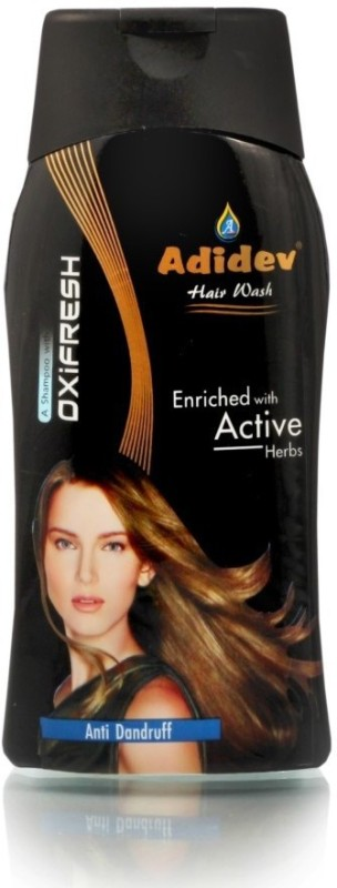 Adidev Herbals Oxi Fresh Hair Wash Anti Dandruff(200 ml)