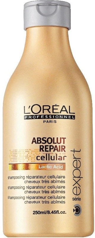 L'Oreal Paris Professionnel Expert Serie - Absolut Repair Cellular Shampoo(250 ml) image
