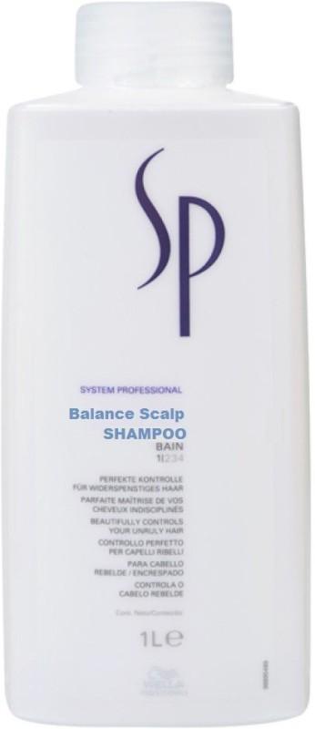 Wella Professionals Sp Balance Scalp Shampoo(1000 ml)