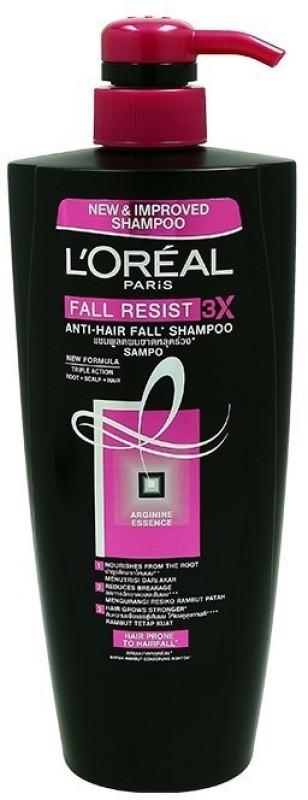 L'Oreal Fall Resist 3X Anti-Hair Fall(639 ml)