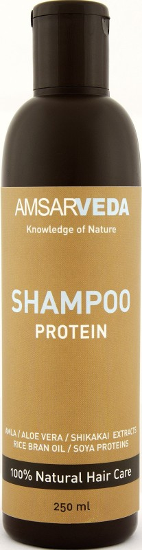 Amsarveda 100% Natural Protein Shampoo(250 ml)