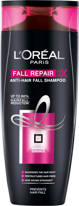LOreal Fall Repair 3X Shampoo(360 ml)