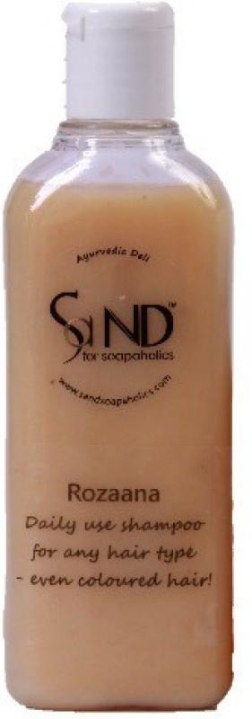 SaND for Soapaholics Rozaana Shampoo(120 g)