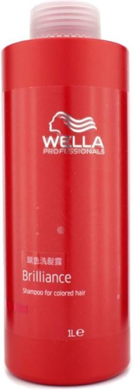 Wella Professionals Professionals Brilliance Shampoo For Colored Hair(1000 ml)