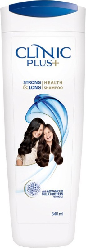 Clinic Plus Strong & Long Health Shampoo(340 ml)