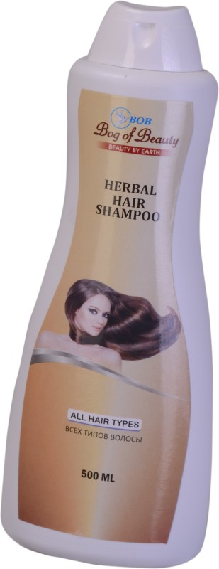 Bog Of Beauty Herbal Hair Shampoo(500 ml)