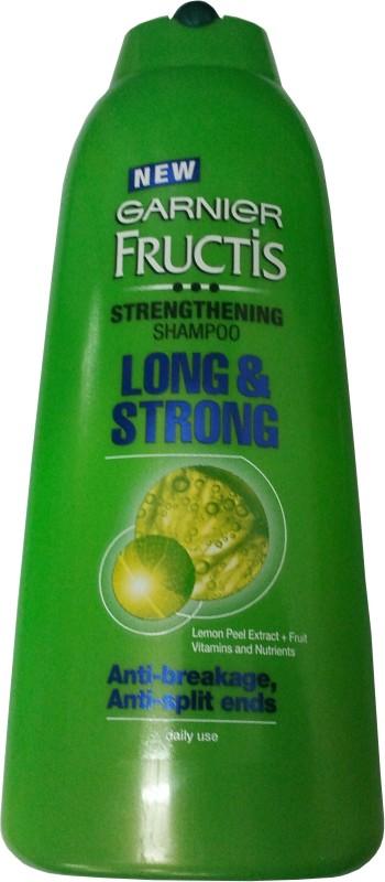 Garnier Fructis Long & Strong Strengthening Shampoo(340 ml)