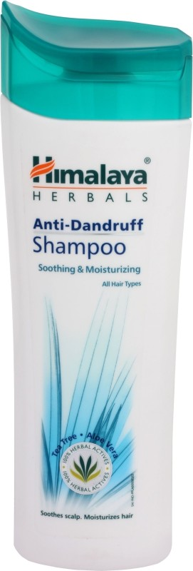 Himalaya Anti-Dandruff Soothing & Moisturizing Shampoo(100 ml)