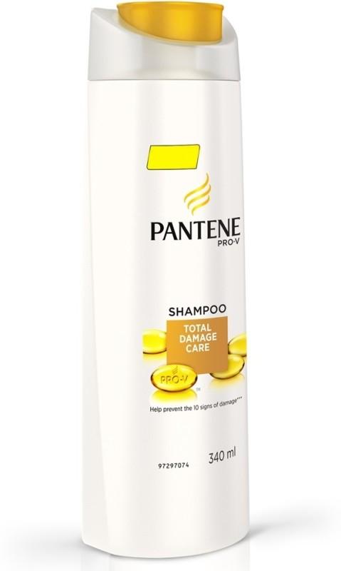 Pantene PRO_V Total Damage Care Shampoo(340 ml)