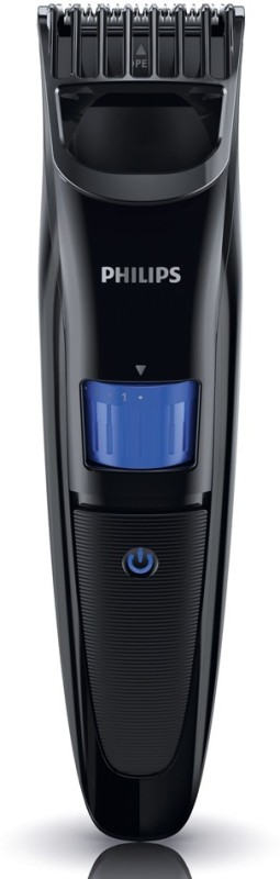 Philips QT4001 Cordless Trimmer for Men(Black)