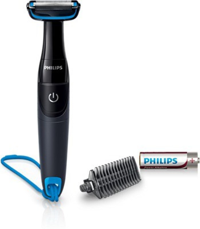 Philips BG1024/16 Shaver For Men(Black/Blue)