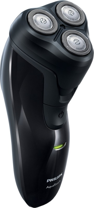 Philips AquaTouch AT621 Shaver For Men(Black)