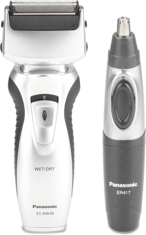 Panasonic ES-RW30CM44B Shaver For Men(Silver)