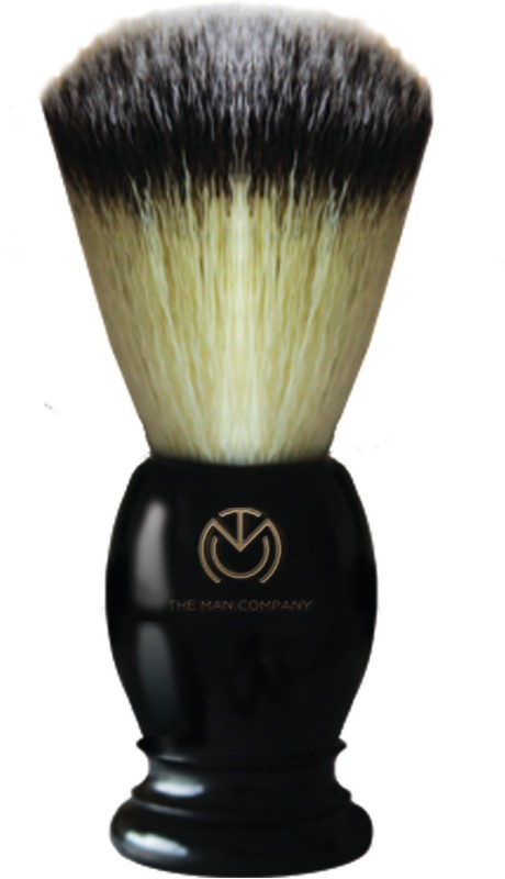 The Man Company Black  Shaving Brush