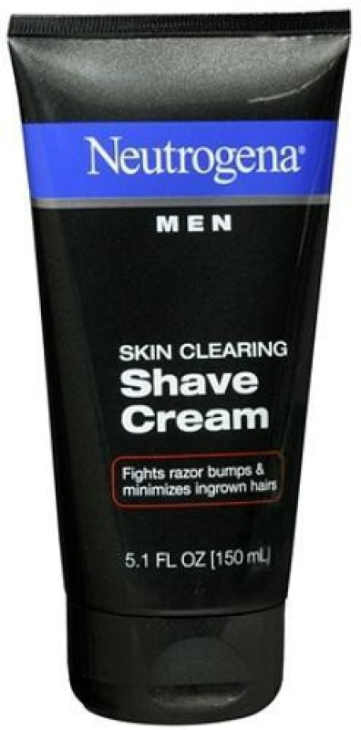 Neutrogena Skin Clearing Shave Cream(150 ml)