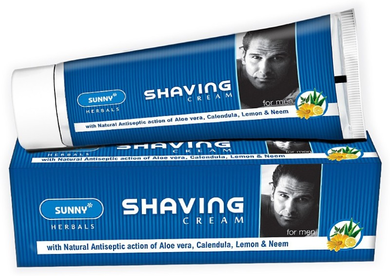 Bakson's Sunny Shaving Cream ( Set of 4 pcs. )(75 g)