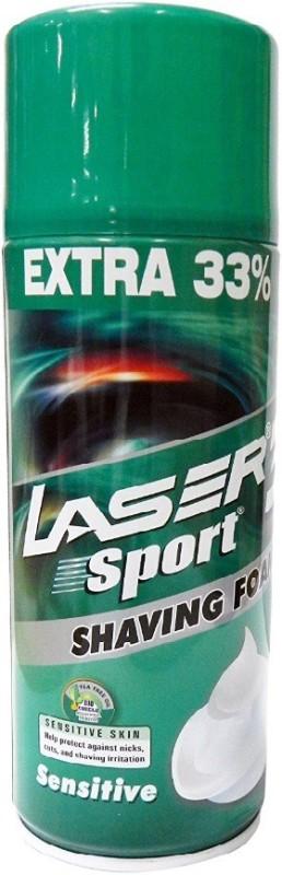 Laser Sport 3 Sensitive Shaving Foam (400g)(400 ml)