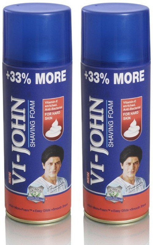 Vi-John Shaving Foam Combo (HARD Skin)(800 g)
