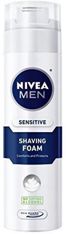 Nivea Sensitive Shaving Foam(200 ml)