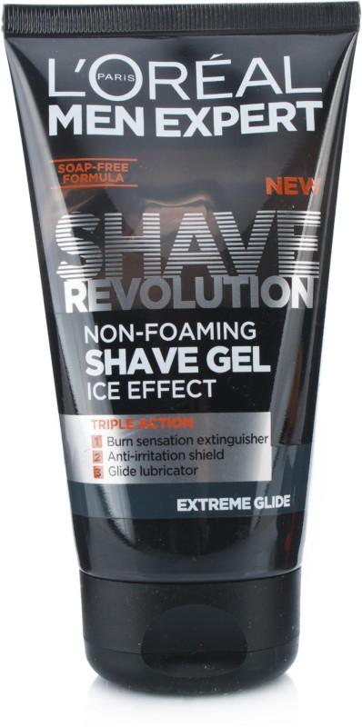 L'Oreal Paris men expert non foaming shave gel(149 ml)