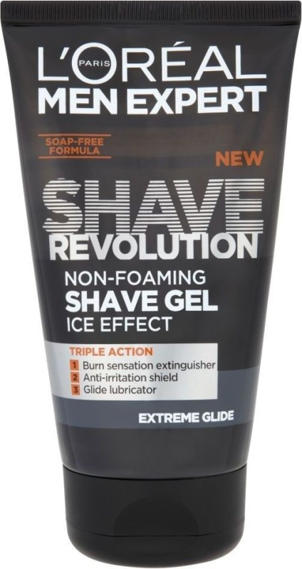 L'Oreal Paris Men Expert Shave Revolution Non-Foaming Shave Gel(149 ml)