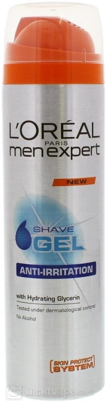 L'Oreal Paris Men Expert Shave Gel(200 ml)