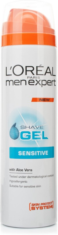 L'Oreal Paris Men Expert Shave Gel Senstive(200 ml)