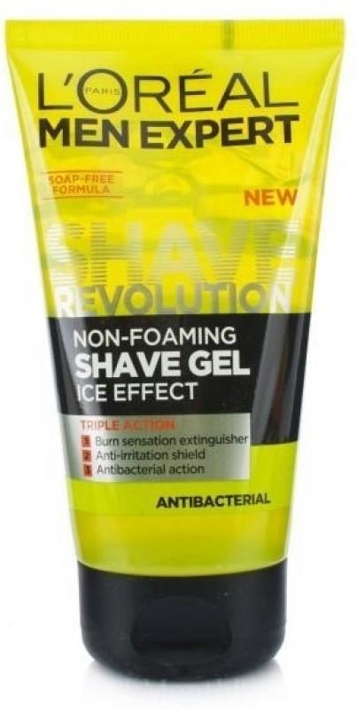 L'Oreal Paris Men Expert Antibacterial Shave Gel(150 ml)
