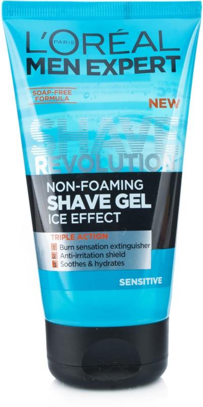 L'Oreal Paris Men Expert Sensitive Shave Gel(150 ml)