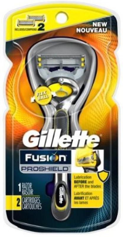 Gillette Fusion Proshield Men's Razor(Pack of 2)