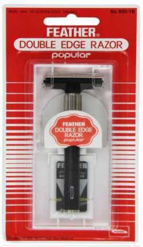 Feather Popular Double Edge Shaving Razor