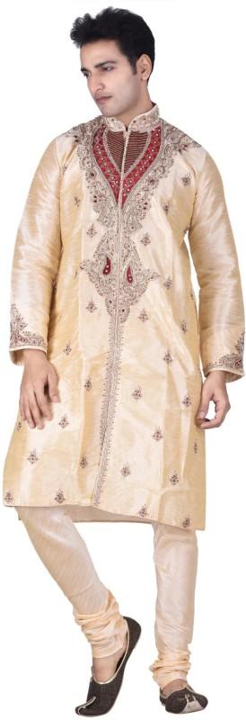 Jamaibabu Embroidered Sherwani