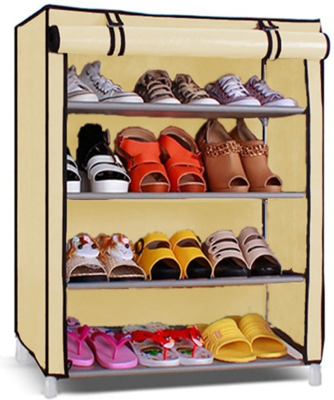 Flipkart - Affordable & Light Weight Collapsible Shoe Racks