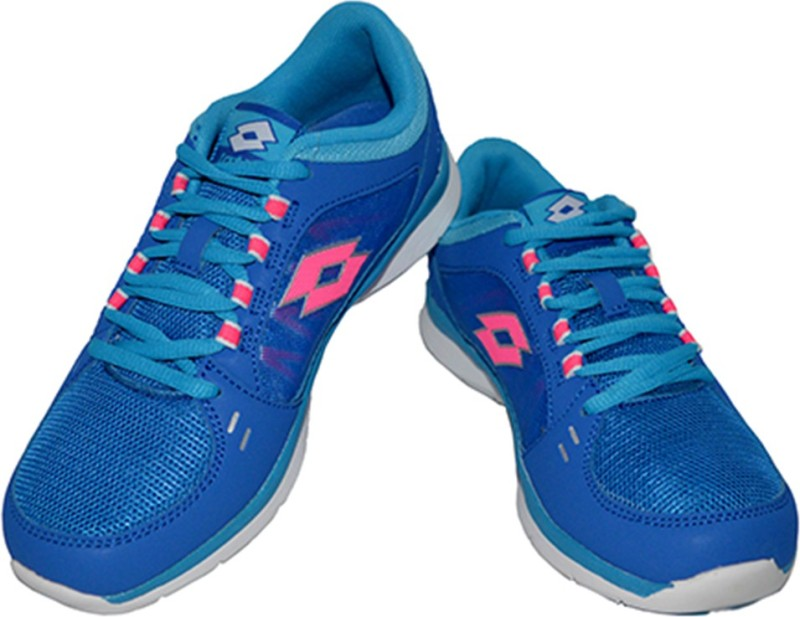 Lotto Spring W Running Shoes(Blue)
