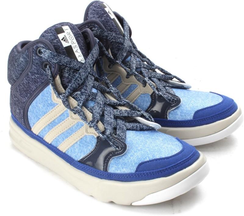 Adidas IRANA Gym & Fitness Shoes(Blue)
